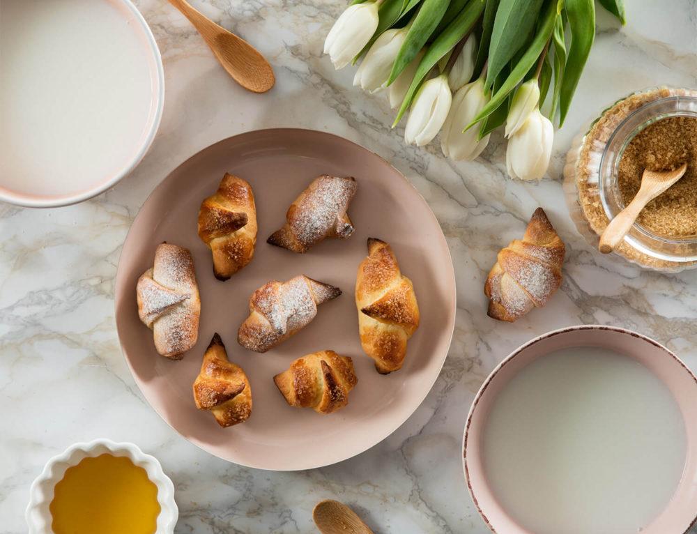 Rugelach: biscotti ripieni o mini croissant?